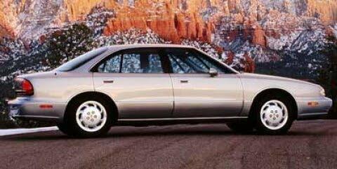 1998 Oldsmobile Eighty-Eight 4 Dr LS Sedan