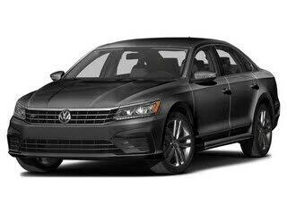 2016 Volkswagen Passat 1.8T R-Line with Comfort Package