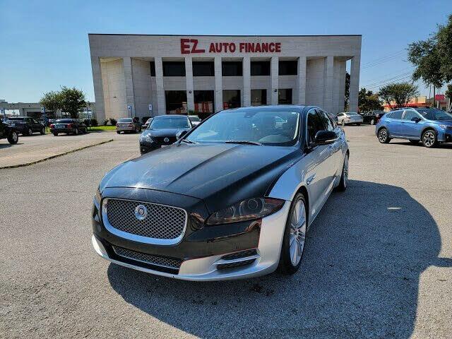 2012 Jaguar XJ-Series XJ Supercharged RWD