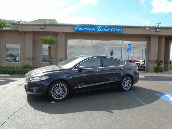 2014 Ford Fusion Hybrid Titanium FWD