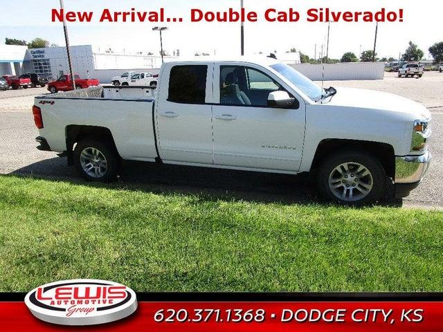 2019 Chevrolet Silverado 1500 LT Double Cab 4WD