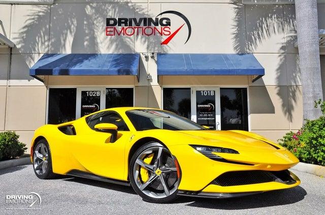 2021 Ferrari SF90 Stradale Coupe AWD