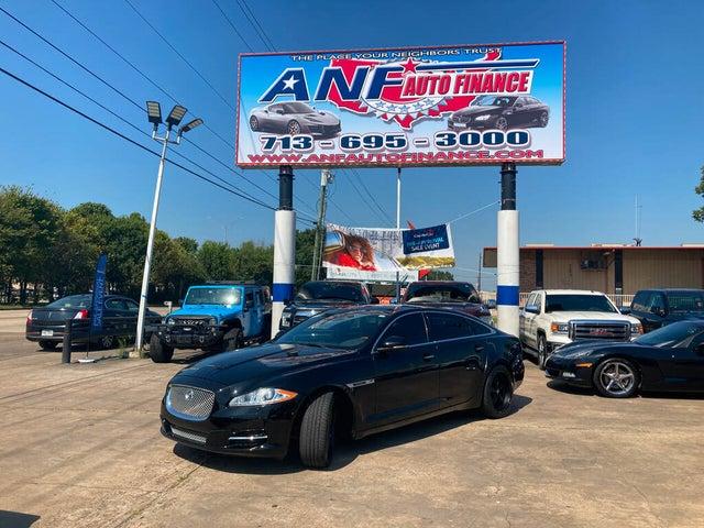 2011 Jaguar XJ-Series XJL Supersport RWD