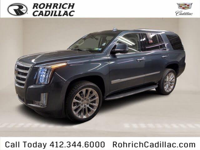 2019 Cadillac Escalade Luxury 4WD