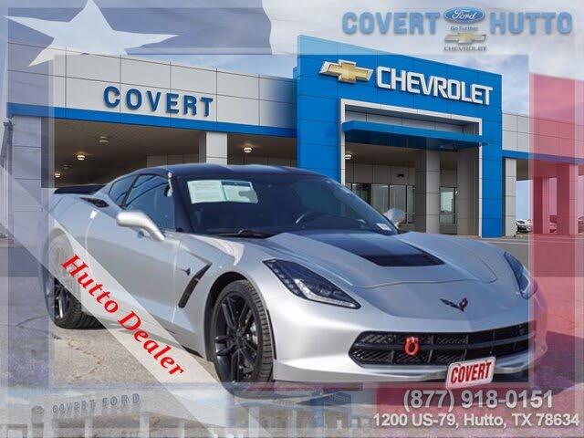 2016 Chevrolet Corvette Stingray Z51 2LT Coupe RWD