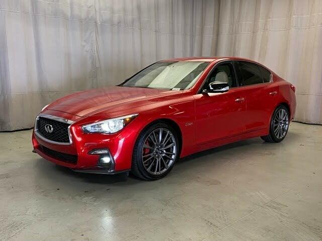 2020 INFINITI Q50 Red Sport 400 RWD