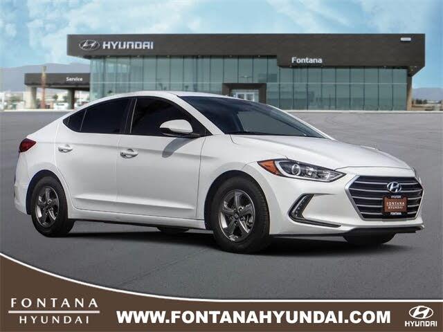 2017 Hyundai Elantra Eco Sedan FWD