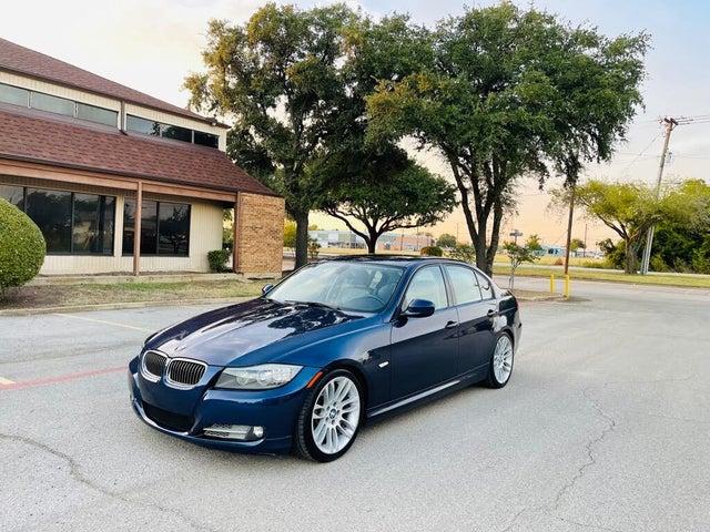 2011 BMW 3 Series 335d Sedan RWD