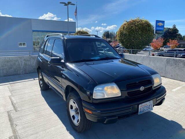 2000 Suzuki Vitara