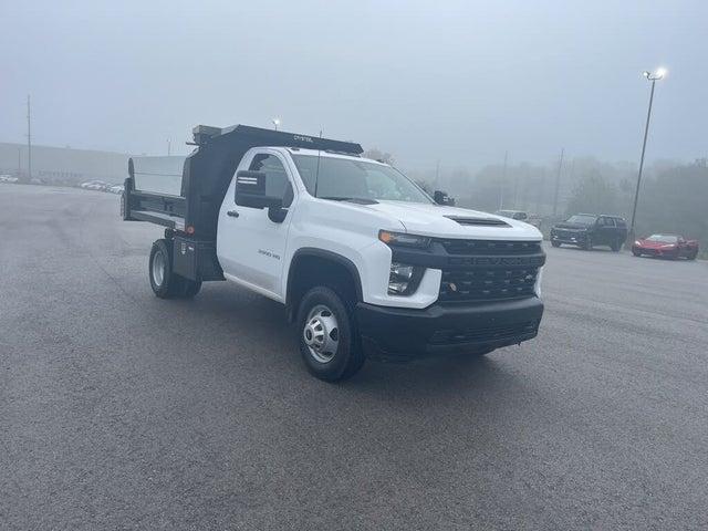 2020 Chevrolet Silverado 3500HD Chassis Work Truck 4WD
