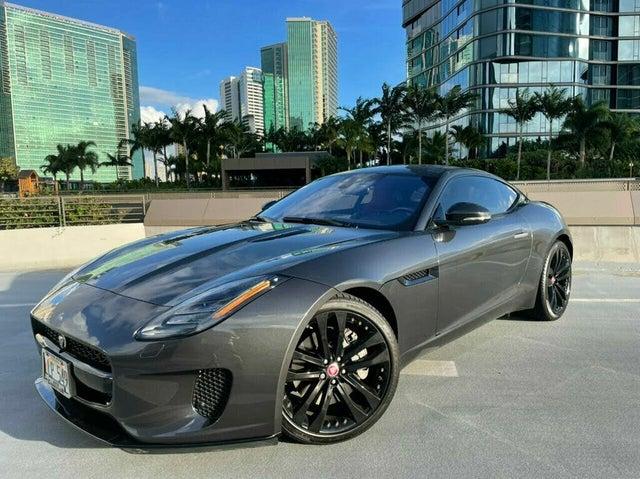2019 Jaguar F-TYPE P340 Coupe RWD