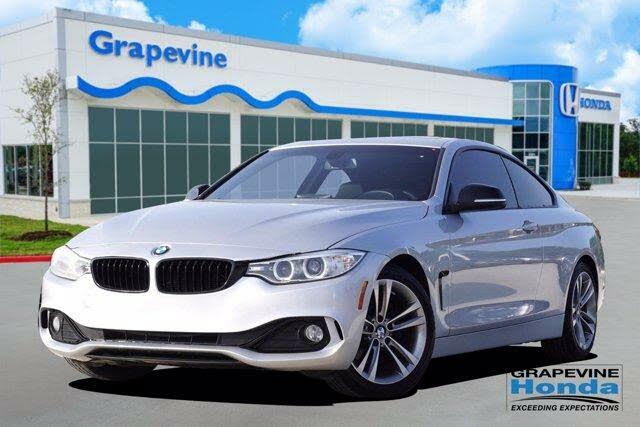 2014 BMW 4 Series 428i Coupe RWD