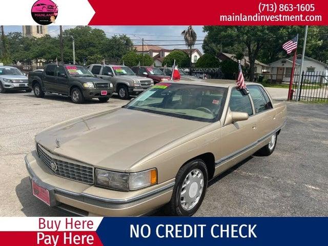 1996 Cadillac DeVille Concours Sedan FWD