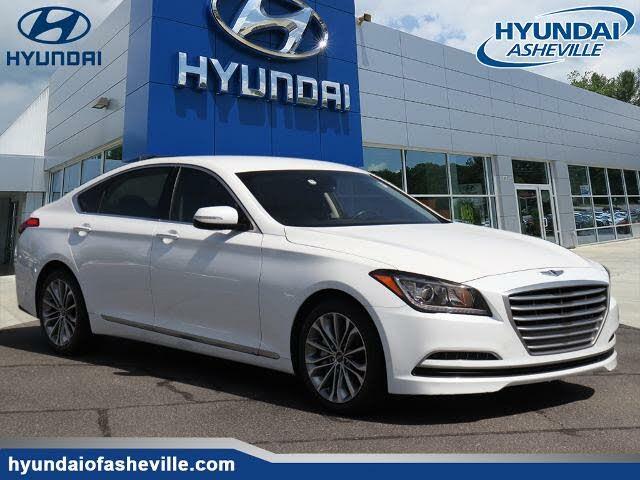 2015 Hyundai Genesis 3.8 RWD
