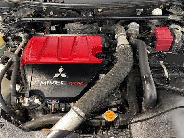 2010 Mitsubishi Lancer Evolution SE