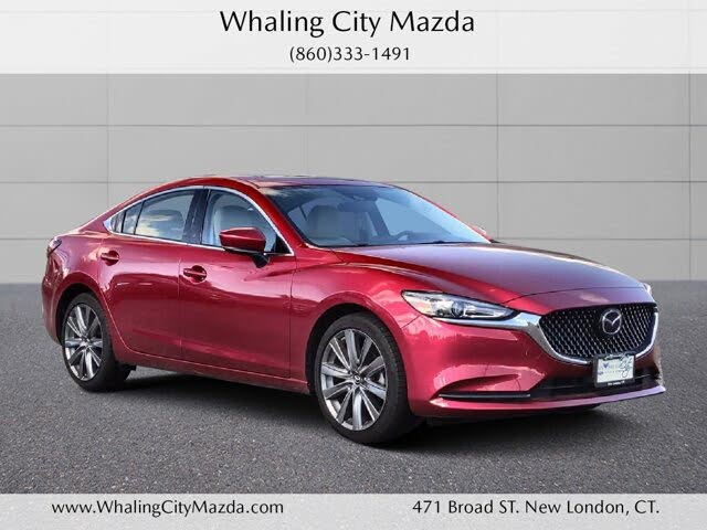 2020 Mazda MAZDA6 Touring FWD
