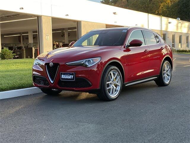 2018 Alfa Romeo Stelvio Ti Lusso AWD