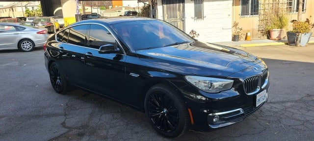 2016 BMW 5 Series Gran Turismo 535i RWD