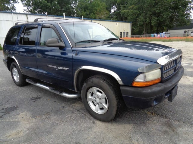 2001 Dodge Durango SLT RWD