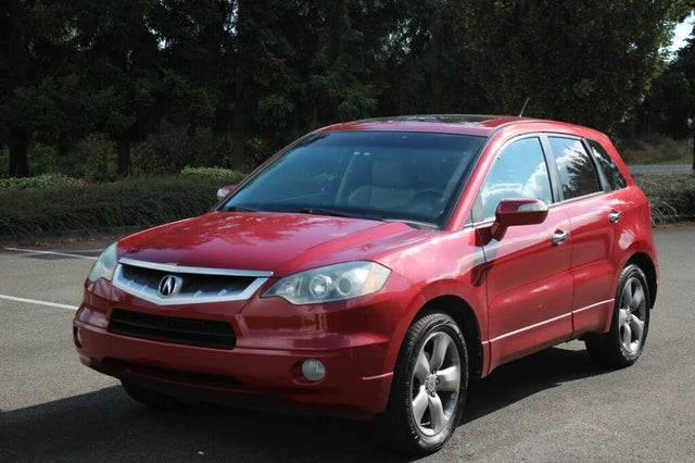 2007 Acura RDX SH-AWD with Technology Package