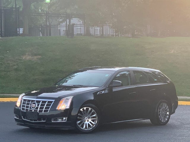 2014 Cadillac CTS Sport Wagon 3.6L Performance AWD