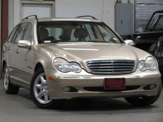 2004 Mercedes-Benz C-Class C 240 Wagon