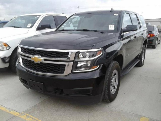2019 Chevrolet Tahoe Fleet 4WD