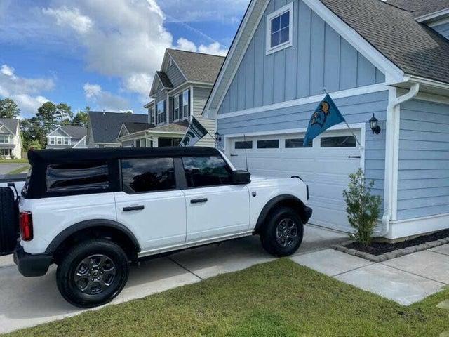 2021 Ford Bronco Big Bend 4-Door 4WD