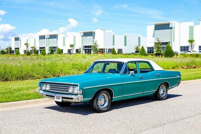 1969 Ford Fairlane Sedan