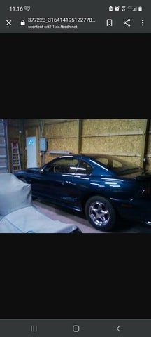 1994 Ford Mustang GT Coupe RWD