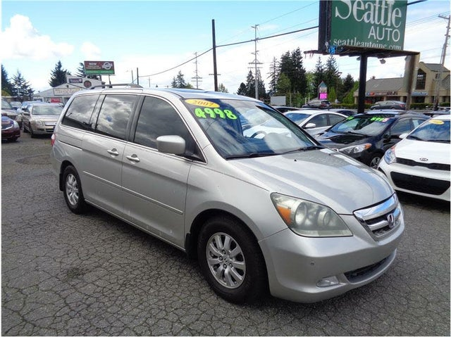 2007 Honda Odyssey Touring FWD