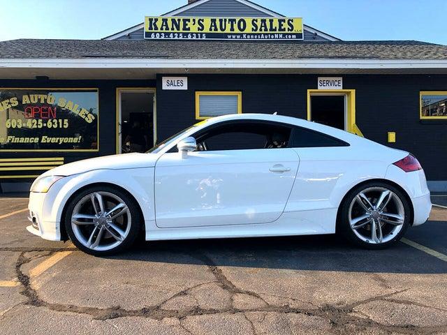 2013 Audi TTS 2.0T quattro Premium Plus Coupe AWD