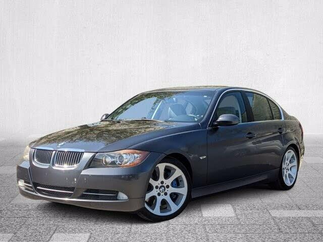 2008 BMW 3 Series 335i Sedan RWD
