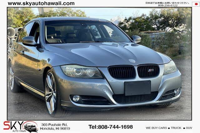 2009 BMW 3 Series 335i Sedan RWD