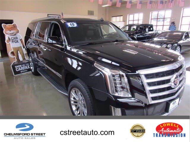2015 Cadillac Escalade ESV RWD