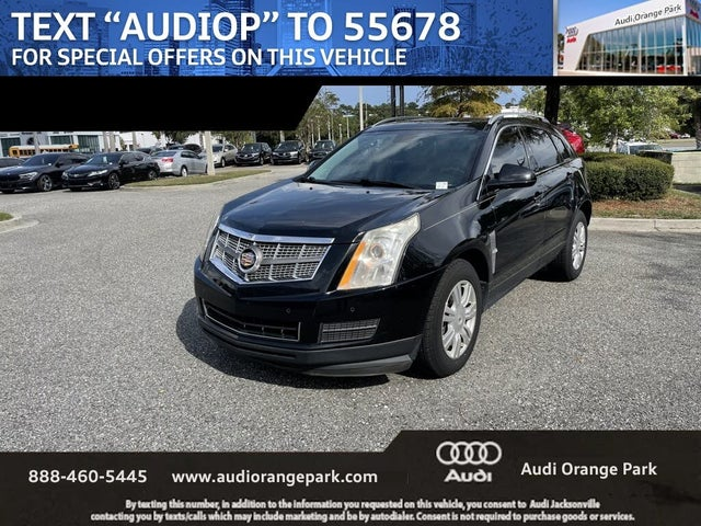 2012 Cadillac SRX Luxury FWD