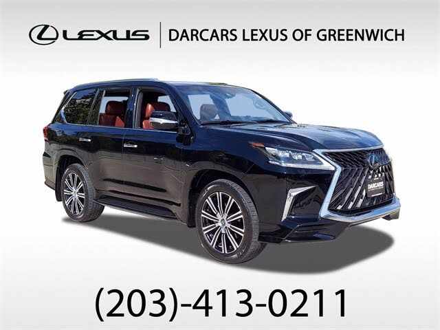 2020 Lexus LX 570 3-Row 4WD