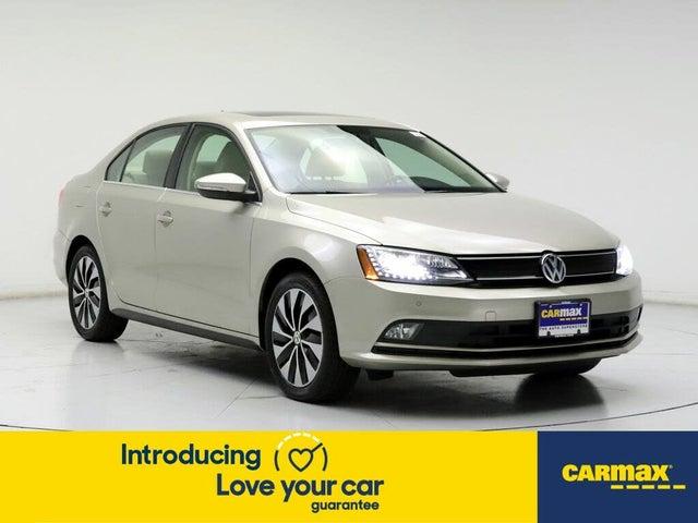 2016 Volkswagen Jetta Hybrid SEL Premium FWD