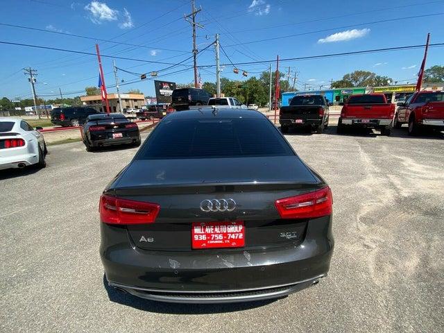 2012 Audi A6 3.0T quattro Premium Sedan AWD