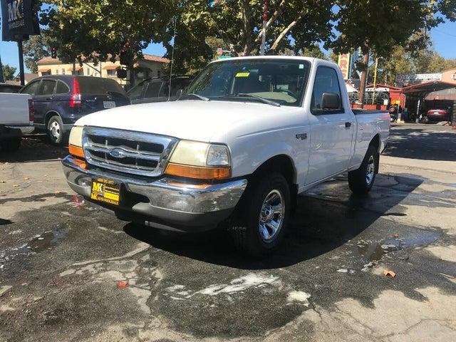 2000 Ford Ranger XL Standard Cab SB