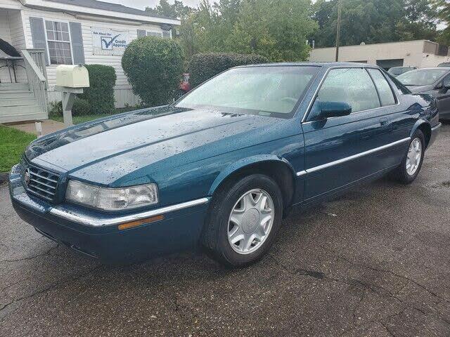1995 Cadillac Eldorado Touring Coupe FWD