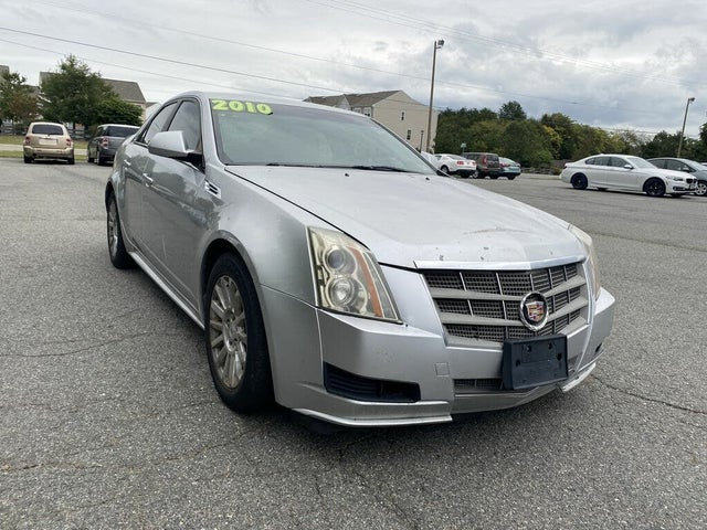 2010 Cadillac CTS 3.0L RWD