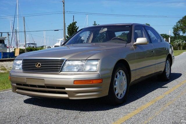 1996 Lexus LS 400 400 RWD