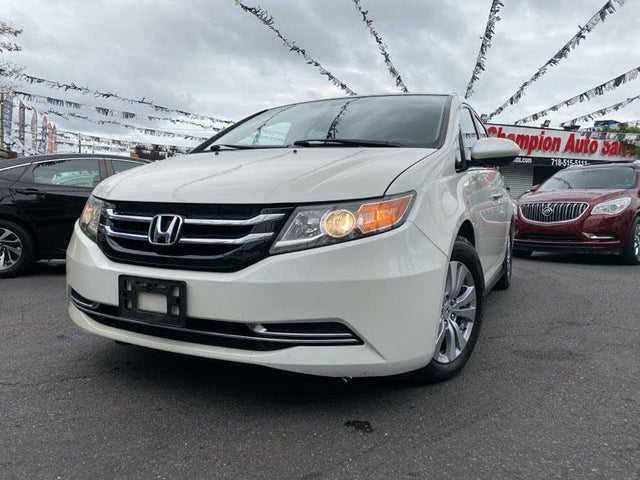 2016 Honda Odyssey EX-L FWD with Navigation