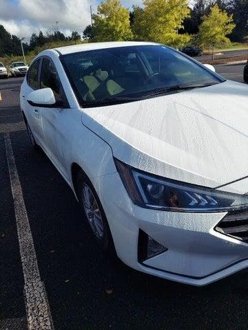 2019 Hyundai Elantra Eco Sedan FWD