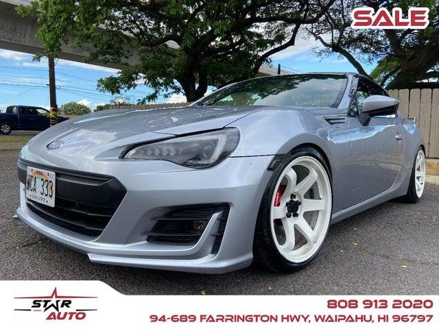 2018 Subaru BRZ Limited RWD