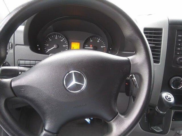 2018 Mercedes-Benz Sprinter Cargo 2500 144 V6 Standard Roof RWD