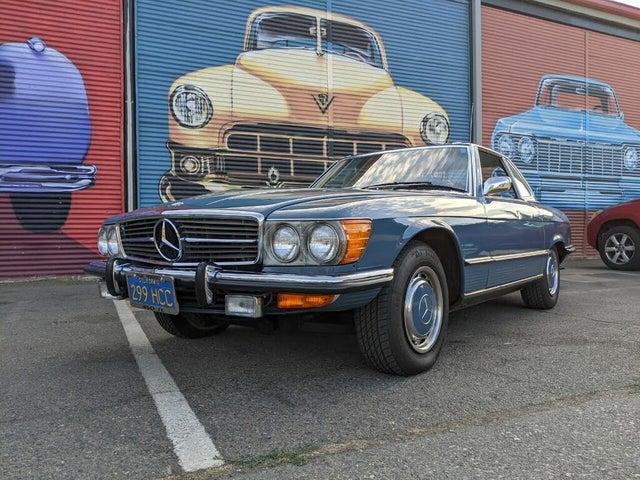 1973 Mercedes-Benz 450-Class 450SL Convertible