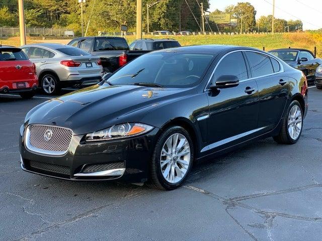 2013 Jaguar XF XF Supercharged RWD