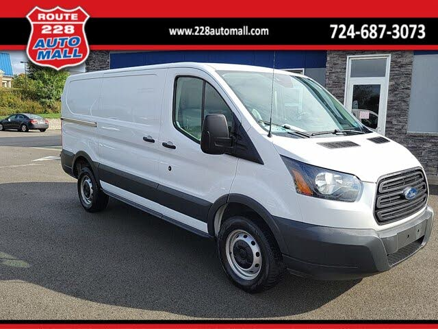 2017 Ford Transit Cargo 250 3dr SWB Low Roof Cargo Van with Sliding Passenger Side Door